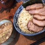 めん処 樹 - 塩つけすっぱチャーシュー麺  1,000円