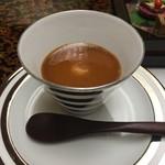 古屋旅館 - 料理写真:名物の胡麻豆腐