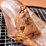 大衆 焼き肉ホルモン 大松 - 角煮ちまき