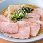 大衆 焼き肉ホルモン 大松 - 特製チャーシューメン