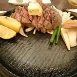 三田屋本店 - ヘレステーキ M