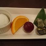 三田屋本店 - デザート