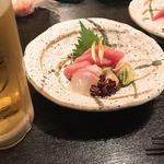 楽酒菜 輪 - 料理写真:お刺身