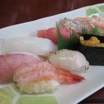 長三郎鮨 - 佐渡のおまかせ寿司
