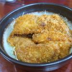 長三郎鮨 - ブリカツ
