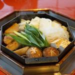 三嶋亭 - 野菜 等々