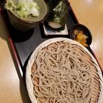 名水手打そば処 大草 - 料理写真:お昼ごはん~