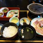 かな和 -  コーチン石焼膳