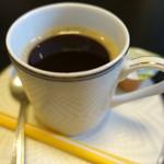 かな和 - ホットコーヒー