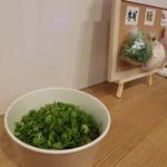 汁なし担担麺 くにまつ - KUNIMAX(元だれ)680円
