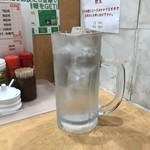 84528023 - チャレンジの場合、水はこのジョッキ一杯のみ