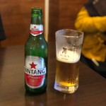 ビンタン・バリ - ビンタンビール(500円)