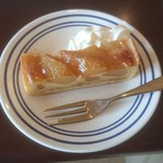 キャンドル - リンゴのタルト