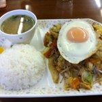 8453317 - 野菜炒め定食