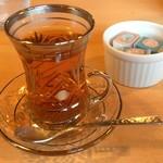亜絲花 - トルコ紅茶