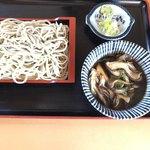 84530151 - 舞茸蕎麦