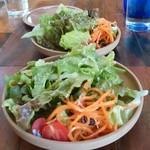 トネリコ - サラダです