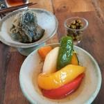 トネリコ - 和食風小鉢