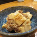 親父の料理 - タケノコの土佐煮。