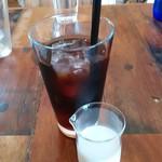 トネリコ - アイスコーヒー