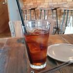 トネリコ - アイス紅茶
