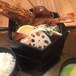 DINING STAGE 佐海屋旭 -