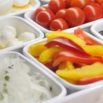 サラダデリMARGO - 野菜のトッピングも多数ご用意しています