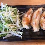 クリーミーTonkotsuラーメン 麺家 神明 -