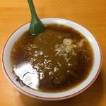 よっちゃん食堂 - 料理写真:カレーラーメン