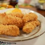 欧風料理 もん - 料理写真:名物とんかつ