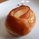 さく・ら・ぱん - ハムチーズ(90円)