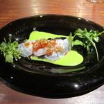 エニェ - 真鯛のピピラーナ サラダ仕立て
