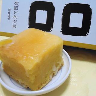 無花果 - 料理写真:まきたて四角3個(1300円)