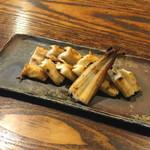 うえの - 白焼蒲焼(1296円)