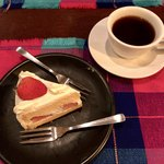 サルシータ - トレスレイチェスケーキ&コーヒー