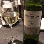 グラタンとワインClos - 白ワイン① チリ産