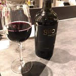 グラタンとワインClos - 赤ワイン イタリア産
