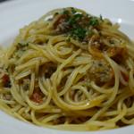 オステリア ミオ・バール - 鴨肉のラグーソース