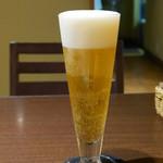 オステリア ミオ・バール - ランチビール