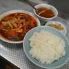 水新菜館 - 料理写真:イベリコ酢豚定食
