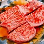 焼肉ホルモンブンゴ - リブロース