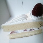 ボナール洋菓子店 - ショートケーキ