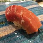 第三春美鮨 - シビマグロ 178kg 腹中 中トロ 曳き網漁 熟成8日目 静岡県下田