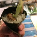 第三春美鮨 - カマトロ焼き巻き