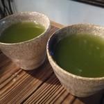 中野のけむり - あがりのお茶は有料だよ( ・∀・)っ旦
