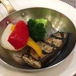 Red&Black SteakHouse  - 焼き野菜 (ポテトフライも選べます)