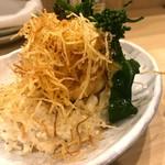 酒奏 Sinmi - 燻製たまごのポテトサラダ