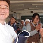 ギンザ カンセイ - 陸前高田へ炊き出しに行った時の画像