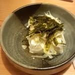 84552376 - チョギレ豆腐サラダ(321円)