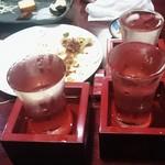 酒蔵 かっぱ - 地酒  〆張鶴、浦霞、奥の松